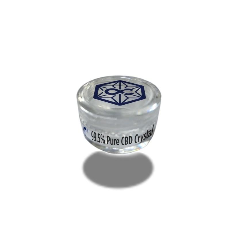 Pure CBD Crystals  - 300mg CBD - Alpha-Cat
