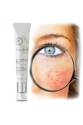 Crème double action épiderme et rougeurs - Chanvre CBD et Terpènes ASABIO