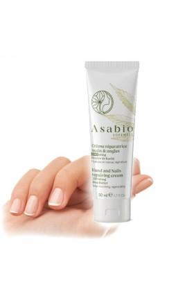 Crème réparatrice mains et ongles - Chanvre CBD et Terpènes ASABIO