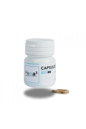 CBD 4% - 20 capsules 20mg  - thé vert - cannabidiol - Hexa3 - Hexacube