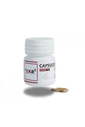 Huile CBD 6% - 20 capsules 30mg  - thé vert - cannabidiol - Hexa3