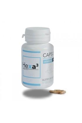 CBD 4% - 60 capsules 30mg  - thé vert - cannabidiol - Hexa3